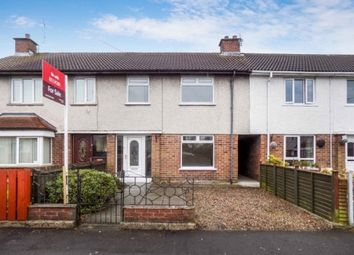 Thumbnail 3 bed terraced house for sale in Ward Avenue, Lisburn