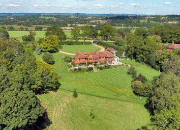 Saints Hill, Penshurst, Tonbridge, Kent TN11. 7 bed detached house for sale