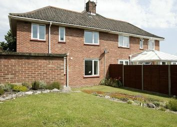 Thumbnail 3 bed semi-detached house to rent in Peckover Road, Norwich