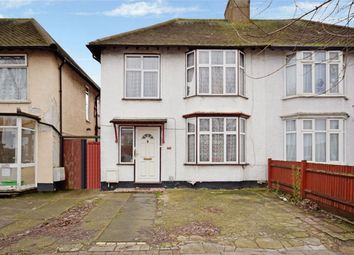 3 bed semi-detached house for sale in East Lane, Wembley, Middlesex HA9