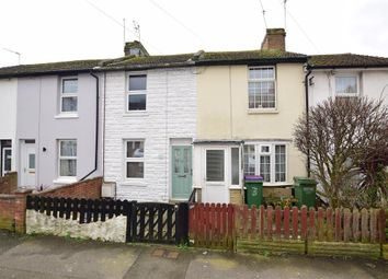 Thumbnail 2 bed terraced house for sale in Alexandra Street, Folkestone, Kent