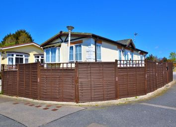Thumbnail 2 bed mobile/park home for sale in Eastern Green Park Two, Eastern Green, Penzance, Cornwall