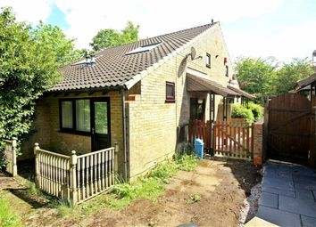 Thumbnail 1 bed end terrace house to rent in Cadman Square, Shenley Lodge, Milton Keynes