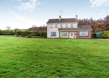 Thumbnail 4 bedroom detached house for sale in Killyclogher Road, Omagh