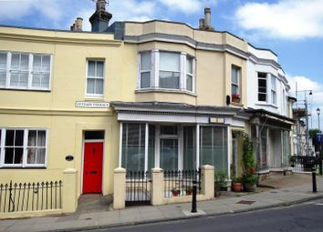 Thumbnail 2 bed maisonette for sale in St. Johns Terrace, Lewes
