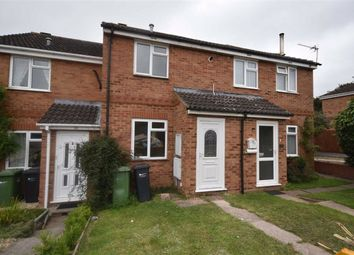 Thumbnail 2 bed terraced house for sale in Russet Close, Ledbury, Herefordshire