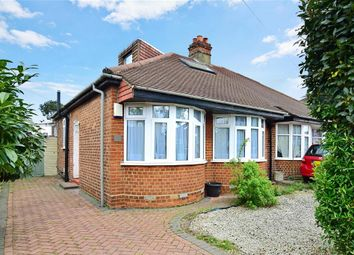Thumbnail 2 bed semi-detached bungalow for sale in Gladeside, Shirley, Croydon, Surrey