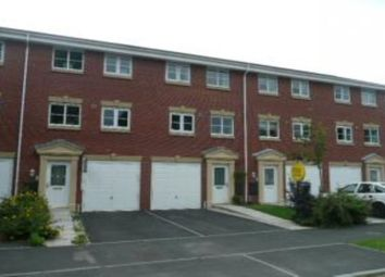Thumbnail 3 bed terraced house for sale in Capel Way, Nantwich