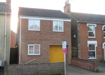 Thumbnail 3 bed detached house for sale in Foxhall Road, Ipswich