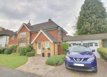 Thumbnail 4 bedroom detached house for sale in Cedar Walk, Kenley