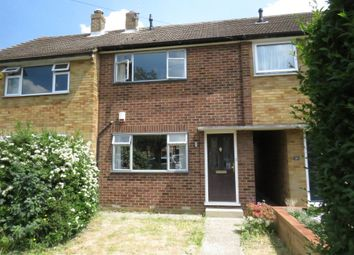 Thumbnail 2 bed terraced house for sale in Ash Grove, Chelmsford