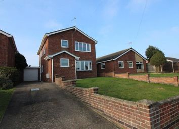 Thumbnail 4 bed detached house for sale in Gaywood Close, Caister-On-Sea, Great Yarmouth