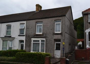 Thumbnail 3 bed end terrace house for sale in Ravenhill Road, Ravenhill, Swansea