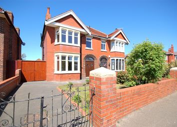 Thumbnail 3 bed semi-detached house for sale in St Lukes Road, Blackpool, Lancashire
