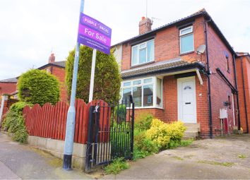 Thumbnail 3 bed semi-detached house for sale in Kirkdale View, Leeds