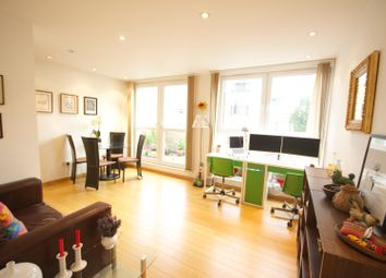 Thumbnail 1 bed flat to rent in Westferry Road, Canary Wharf E14, London,