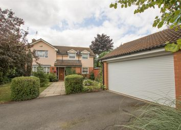 Thumbnail 5 bed detached house for sale in Elsmore Close, Aylesbury