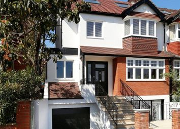Thumbnail 6 bed semi-detached house for sale in Dora Road, Wimbledon