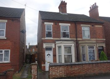 Thumbnail 3 bed semi-detached house to rent in Burmer Road, Peterborough, Cambridgeshire.