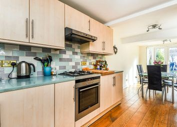 Thumbnail 3 bedroom terraced house for sale in Combermere Road, London