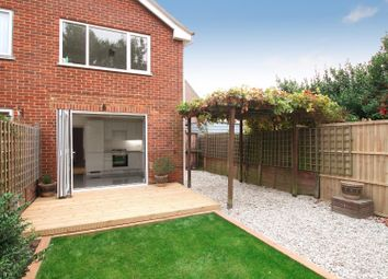 Thumbnail 3 bed semi-detached house for sale in Swanfield Road, Whitstable