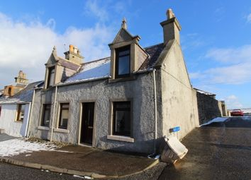Thumbnail 3 bed end terrace house for sale in Church Street, Portsoy