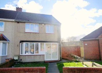 Thumbnail 3 bed semi-detached house for sale in Keats Avenue, Blyth