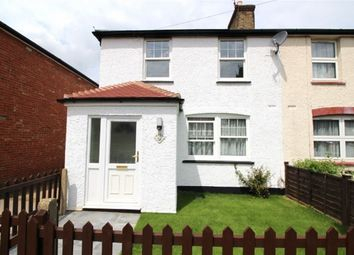 Thumbnail 3 bed terraced house to rent in Oliver Crescent, Farningham, Dartford
