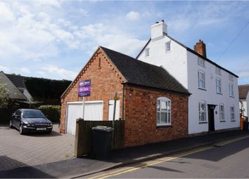 Thumbnail 6 bedroom detached house for sale in The Square, Wolvey