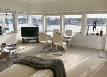 Thumbnail 3 bedroom flat to rent in Andes Close, Ocean Village, Southampton