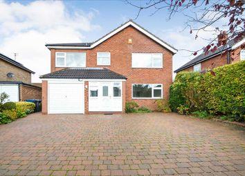 Thumbnail 5 bed detached house for sale in Burnside Grove, Tollerton, Nottingham