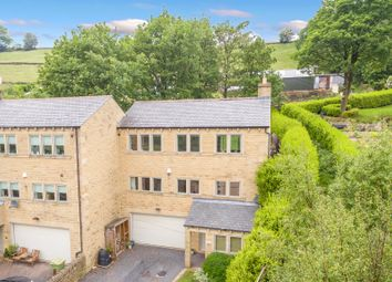 Thumbnail 4 bed town house for sale in Arrunden, Holmfirth