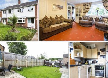 Thumbnail 3 bed property for sale in Claremont, Newport