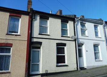 Thumbnail 2 bed terraced house for sale in Forest Road, Torquay