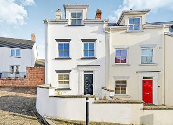 Thumbnail 4 bed end terrace house for sale in Chapmans Way, St. Austell