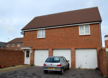 Thumbnail 3 bed flat to rent in Errington Close, Hatfield