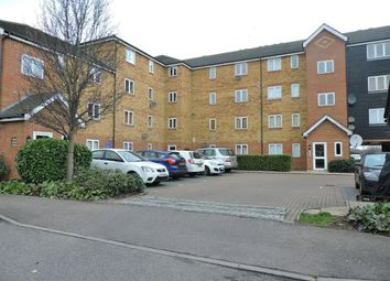 Thumbnail 1 bed flat for sale in Dunlop Close, Dartford