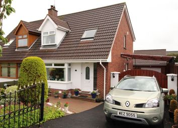 Thumbnail 3 bedroom semi-detached house for sale in Priory Road, Newtownards