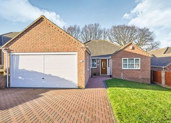 Thumbnail 3 bed bungalow for sale in Hall Wood Close, Church Gresley, Swadlincote