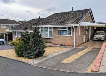Thumbnail 2 bed bungalow for sale in Rookswood Copse, Stafford