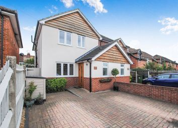Thumbnail 3 bed semi-detached house for sale in Claudeen Close, Southampton