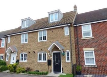 Thumbnail 4 bedroom town house to rent in Bellflower Drive, Yaxley