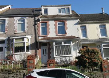 Thumbnail 4 bed terraced house for sale in Berw Road, Tonypandy, Tonypandy