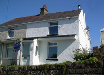 Thumbnail 3 bed semi-detached house to rent in Swansea Road, Waunarlwydd, Swansea.