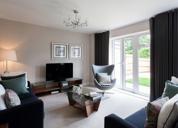 Thumbnail 3 bedroom detached house for sale in St George's Road, Badshot Lea