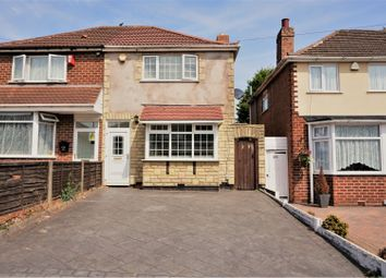 Thumbnail 2 bed semi-detached house for sale in Dyas Road, Great Barr
