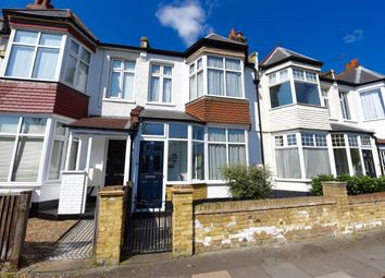 Thumbnail 3 bedroom terraced house for sale in Strathearn Road, London