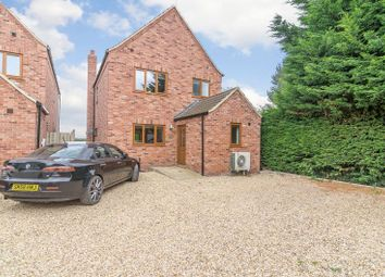 Thumbnail 3 bed detached house for sale in Station Road North, Walpole Cross Keys, King's Lynn