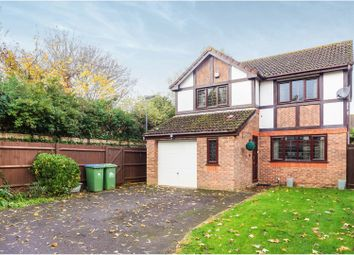 Thumbnail 4 bed detached house for sale in Rothschild Close, Waterside Park, Southampton