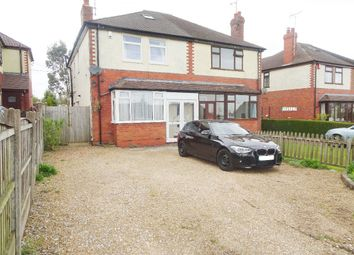 Thumbnail 3 bed semi-detached house for sale in Grindley Lane, Meir Heath